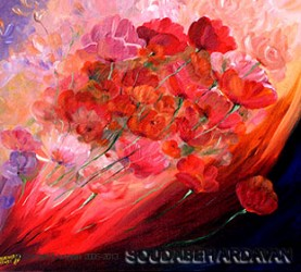 soudabeh ardavan paitings iranian iran artist